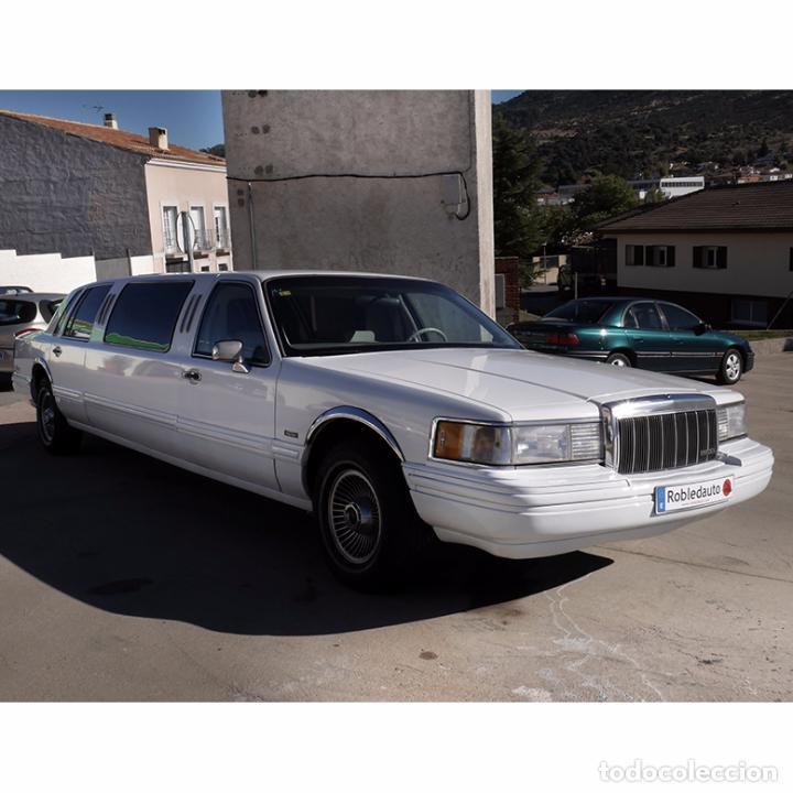 Ford Lincoln Town Car Limousine Comprar Coches Clasicos En