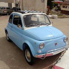 Coches: FIAT 500 L. Lote 98152947
