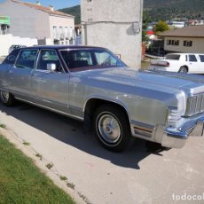 Coches: FORD LINCOLN CONTINENTAL . Lote 98153411