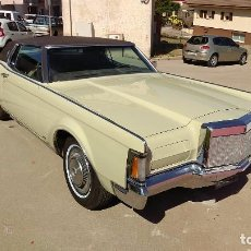 Coches: FORD LINCOLN MARK III. Lote 98153683
