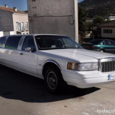 Coches: FORD LINCOLN TOWN CAR (LIMUSINA). Lote 98188727