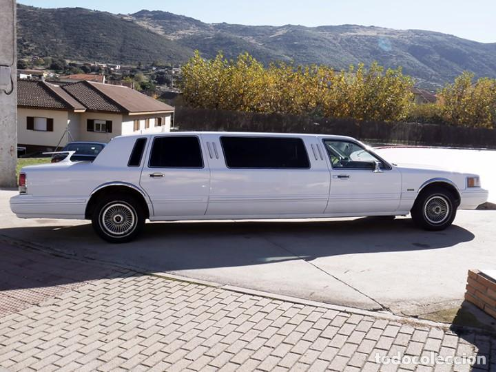 Coches: Ford Lincoln Town Car (limusina) - Foto 8 - 98188727