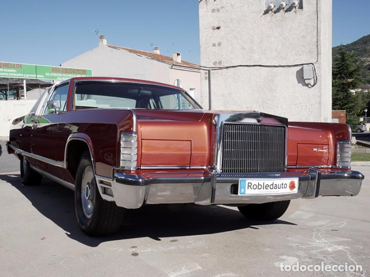 Coches: Ford Lincoln Town Coupe - Foto 1 - 98189207