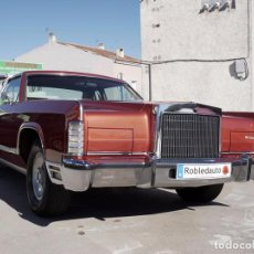 Coches: FORD LINCOLN TOWN COUPE. Lote 98189207