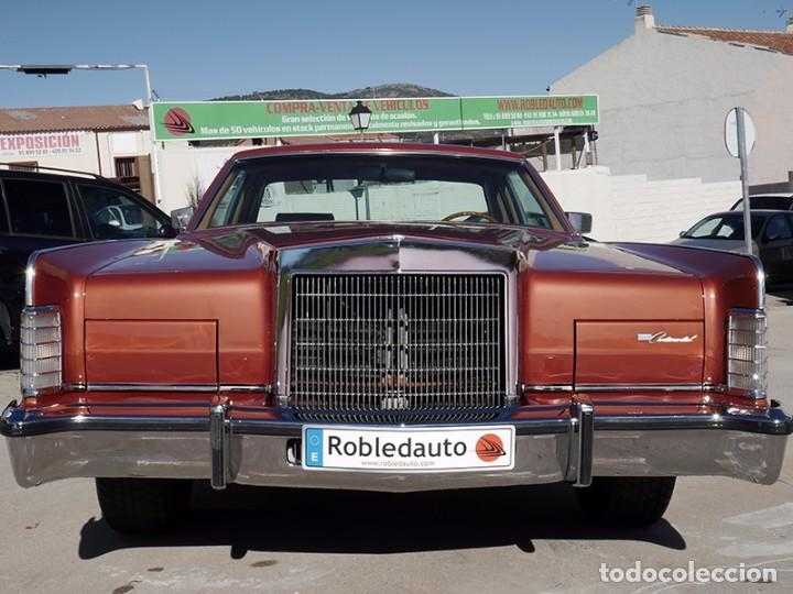 Coches: Ford Lincoln Town Coupe - Foto 2 - 98189207