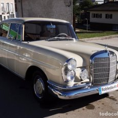 Coches: MERCEDES-BENZ 220 S COLAS. Lote 98197487
