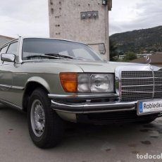 Coches: MERCEDES-BENZ 280 SE. Lote 98197899