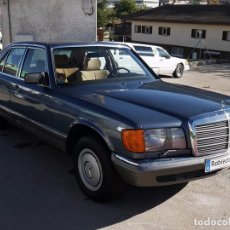 Coches: MERCEDES-BENZ 500 SE. Lote 98198171