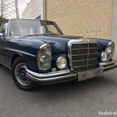 Coches: MERCEDES 250SE DIESEL. Lote 101283395
