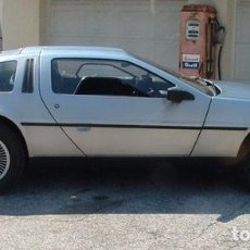 DELOREAN DMC12 CAMBIO MANUAL DE 1983