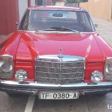 Coches: MERCEDES BENZ 250C. Lote 105316571