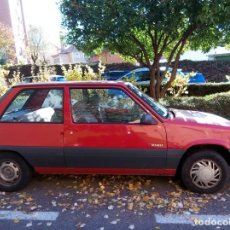 Coches: RENAULT T-5 1989. Lote 107827047