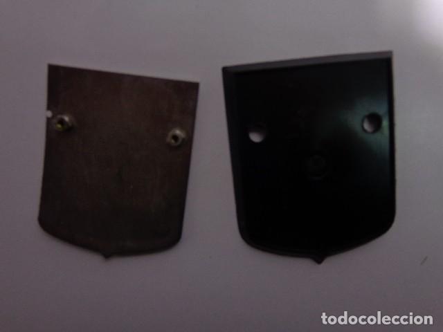 placa chapa de reus con marco de plástico años - Comprar Coches ...