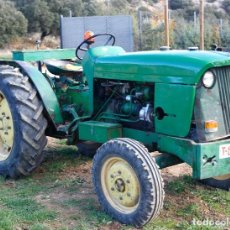 Coches: TRACTOR JOHN DEERE VIÑEDO. Lote 112026191