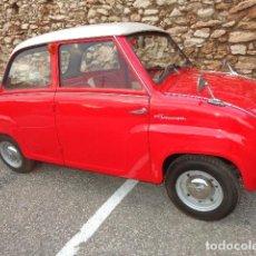 Coches: GOGO MOBIL 350 DE 1962. Lote 113295355