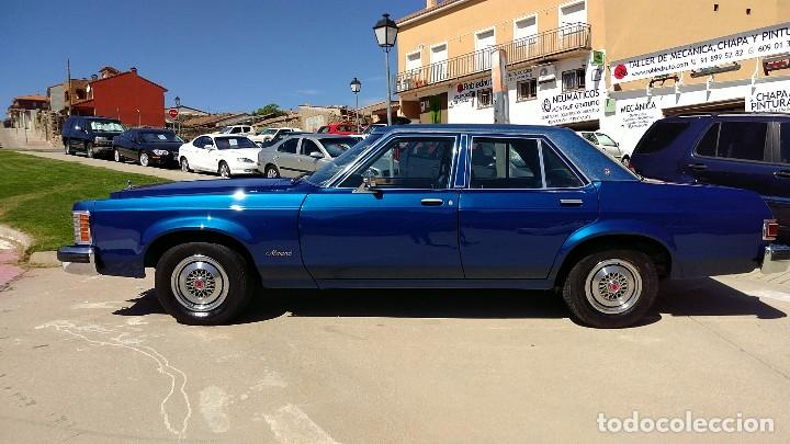 Coches: Ford Mercury Monarch Ghia 1978 - Foto 2 - 116070255