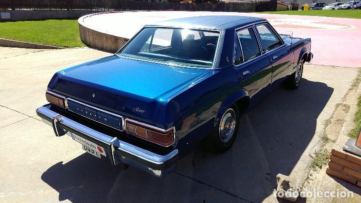 Coches: Ford Mercury Monarch Ghia 1978 - Foto 6 - 116070255
