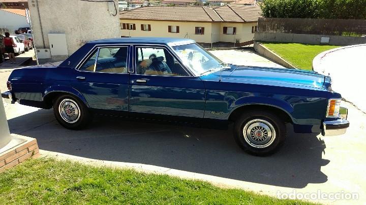 Coches: Ford Mercury Monarch Ghia 1978 - Foto 7 - 116070255