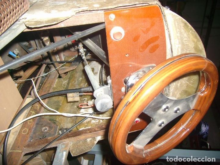Coches: PROYECTO MINICOCHE DEPORTIVO A GASOLINA - Foto 8 - 116597115