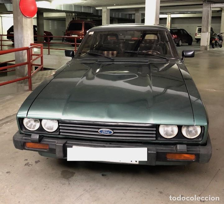 Coches: Ford Capri 2.0S 1982 Matrícula vehículo histórico - Foto 2 - 117035123