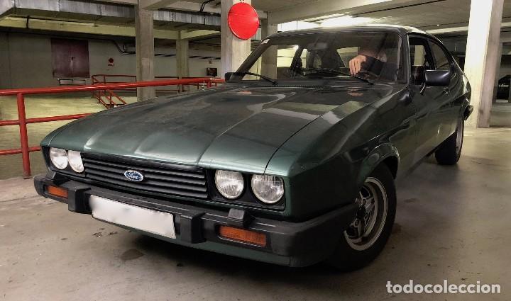 Coches: Ford Capri 2.0S 1982 Matrícula vehículo histórico - Foto 9 - 117035123