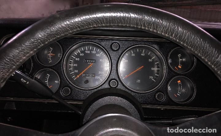 Coches: Ford Capri 2.0S 1982 Matrícula vehículo histórico - Foto 20 - 117035123