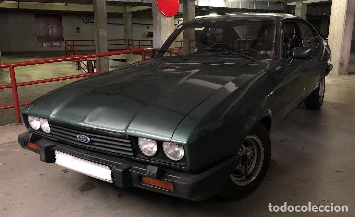 Coches: Ford Capri 2.0S 1982 Matrícula vehículo histórico - Foto 22 - 117035123