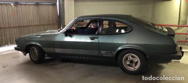 Coches: Ford Capri 2.0S 1982 Matrícula vehículo histórico - Foto 23 - 117035123