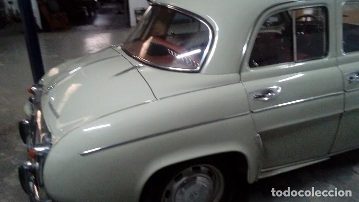 Coches: COCHE RENAULT ONDINE DE 1964 EN FUNCIONAMIENTO Y EN PERFECTO ESTADO Y COLOR ORIGINAL Y CON SEGURO - Foto 3 - 119954671