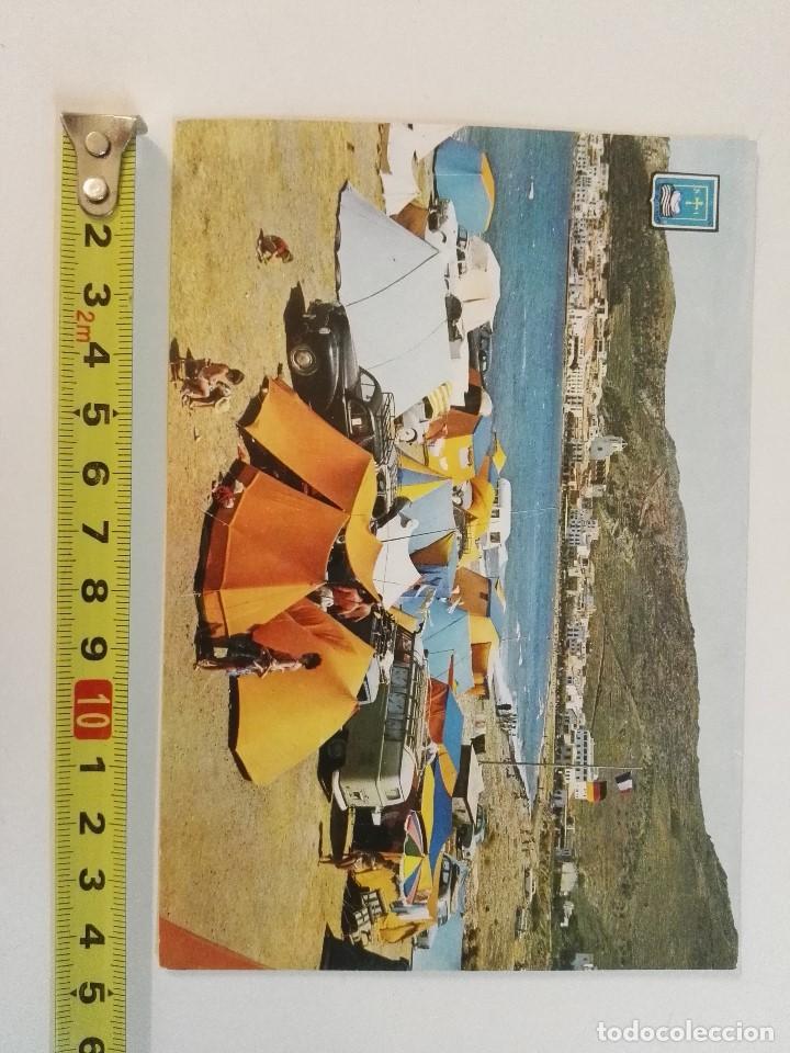 POSTAL FURGONETA VOLKSWAGEN DE 1962 (Coches y Motocicletas - Coches Clásicos (a partir de 1.940))
