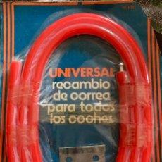 Coches: RECAMBIO CORREA COCHES CLÁSICOS. Lote 128700242