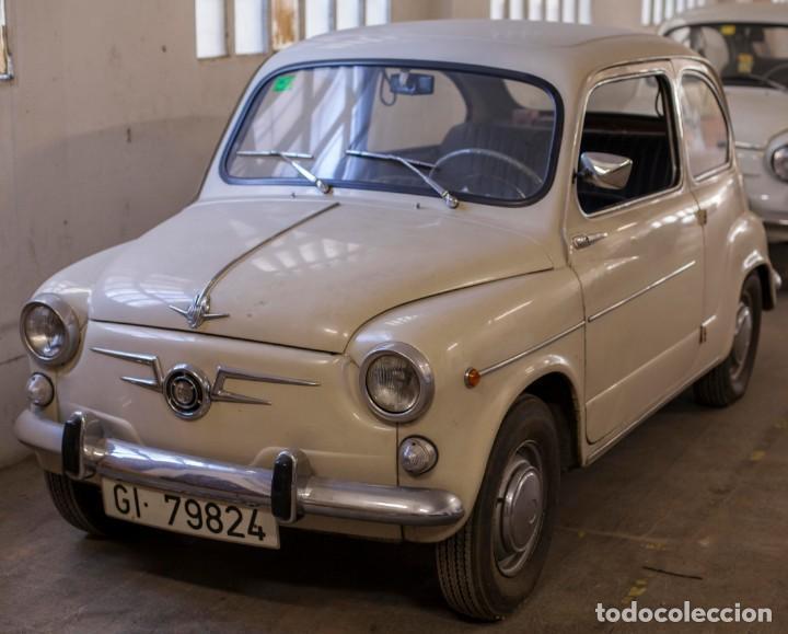 EXCELENTE SEAT 600 D DE 1968. TODO ORIGINAL, NUNCA RESTAURADO,LEER MÁS ... (Coches y Motocicletas - Coches Clásicos (a partir de 1.940))