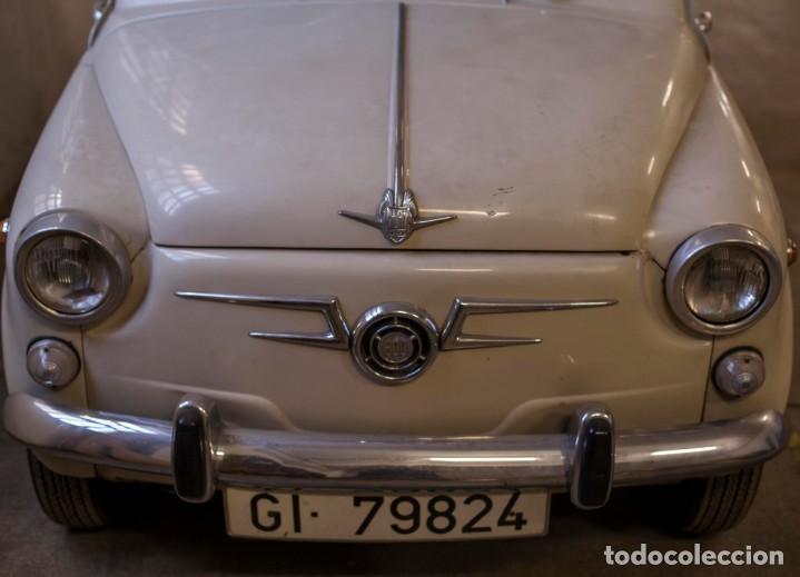Coches: EXCELENTE SEAT 600 D DE 1968. TODO ORIGINAL, NUNCA RESTAURADO,LEER MÁS ... - Foto 2 - 131485362