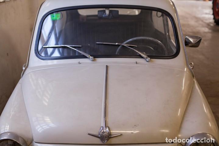 Coches: EXCELENTE SEAT 600 D DE 1968. TODO ORIGINAL, NUNCA RESTAURADO,LEER MÁS ... - Foto 6 - 131485362