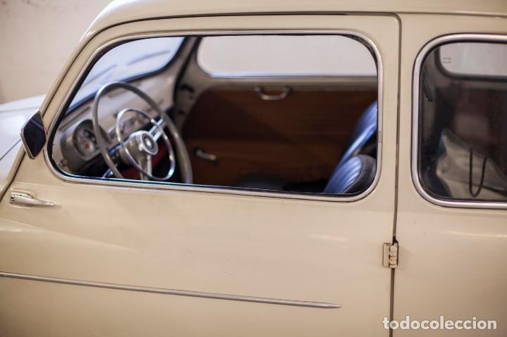 Coches: EXCELENTE SEAT 600 D DE 1968. TODO ORIGINAL, NUNCA RESTAURADO,LEER MÁS ... - Foto 7 - 131485362