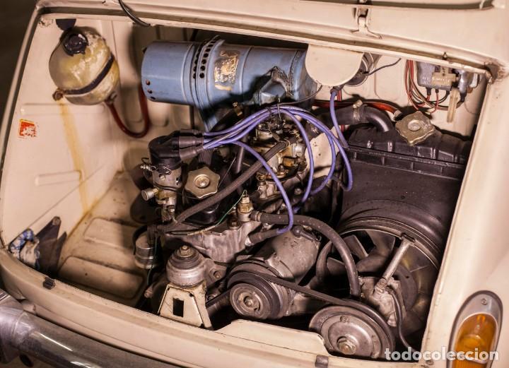 Coches: EXCELENTE SEAT 600 D DE 1968. TODO ORIGINAL, NUNCA RESTAURADO,LEER MÁS ... - Foto 13 - 131485362