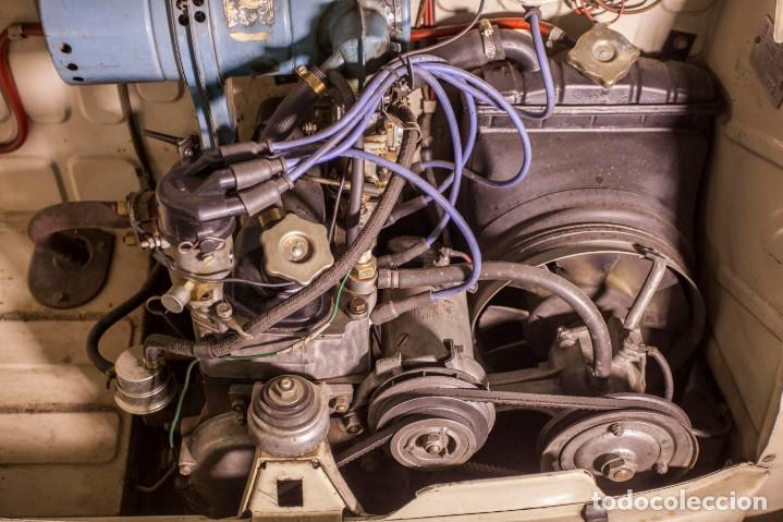 Coches: EXCELENTE SEAT 600 D DE 1968. TODO ORIGINAL, NUNCA RESTAURADO,LEER MÁS ... - Foto 17 - 131485362