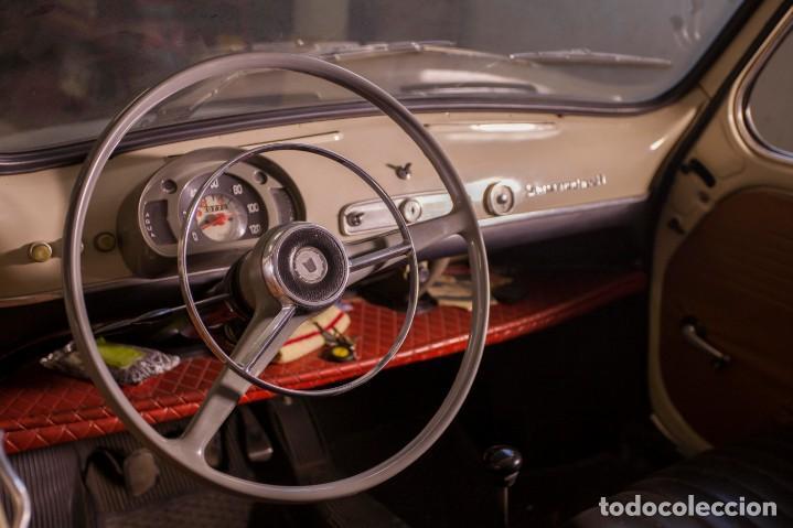 Coches: EXCELENTE SEAT 600 D DE 1968. TODO ORIGINAL, NUNCA RESTAURADO,LEER MÁS ... - Foto 18 - 131485362