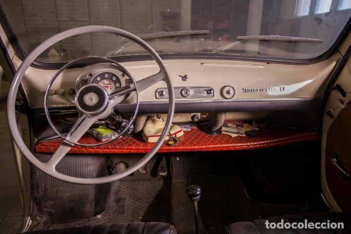 Coches: EXCELENTE SEAT 600 D DE 1968. TODO ORIGINAL, NUNCA RESTAURADO,LEER MÁS ... - Foto 19 - 131485362
