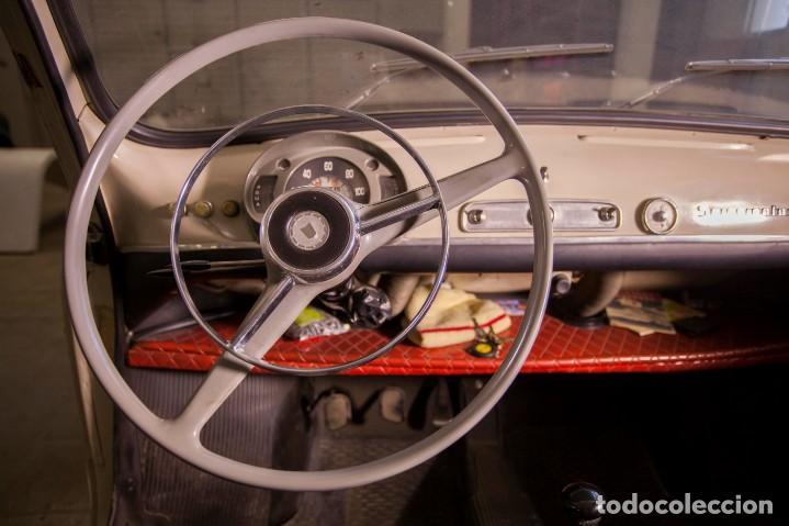 Coches: EXCELENTE SEAT 600 D DE 1968. TODO ORIGINAL, NUNCA RESTAURADO,LEER MÁS ... - Foto 20 - 131485362
