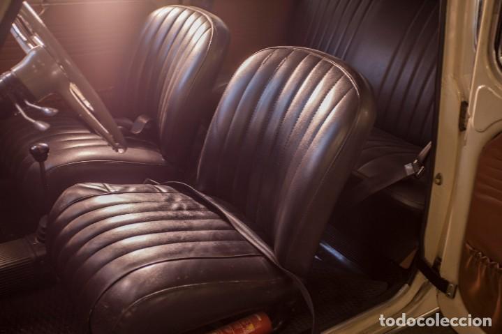 Coches: EXCELENTE SEAT 600 D DE 1968. TODO ORIGINAL, NUNCA RESTAURADO,LEER MÁS ... - Foto 22 - 131485362