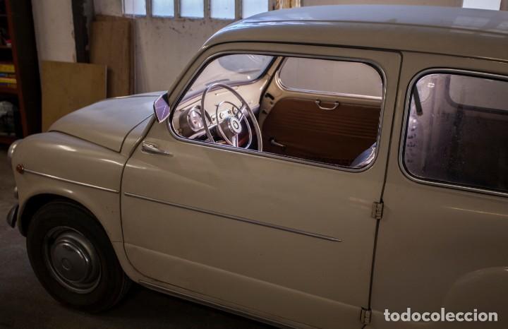 Coches: EXCELENTE SEAT 600 D DE 1968. TODO ORIGINAL, NUNCA RESTAURADO,LEER MÁS ... - Foto 23 - 131485362