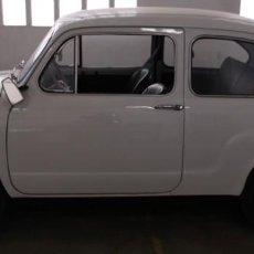 Coches: IMPECABLE SEAT 600 E DE 1972. RESTAURADO POR PROFESIONALES ,LEER MÁS .... Lote 131488070