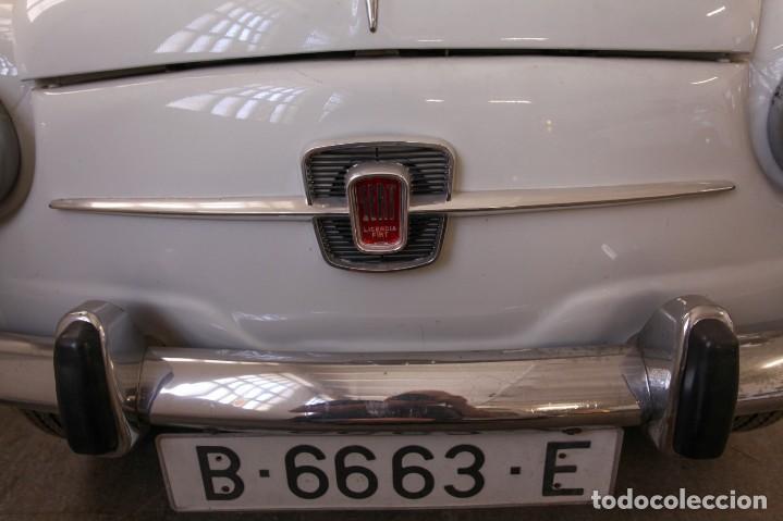 Coches: IMPECABLE SEAT 600 E DE 1972. RESTAURADO POR PROFESIONALES ,LEER MÁS ... - Foto 3 - 131488070