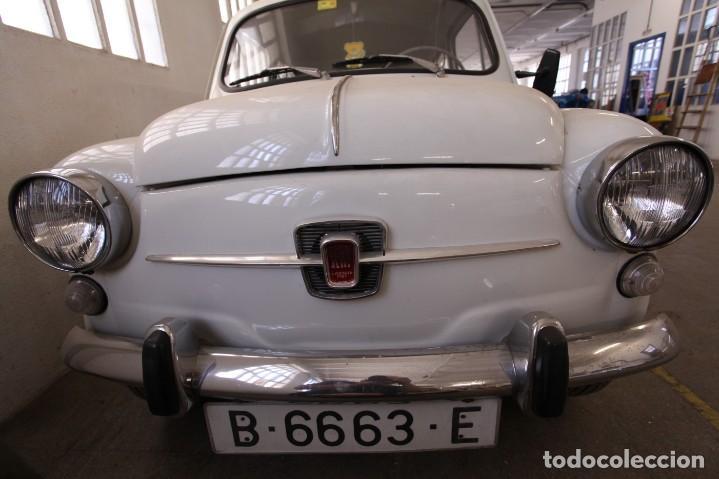 Coches: IMPECABLE SEAT 600 E DE 1972. RESTAURADO POR PROFESIONALES ,LEER MÁS ... - Foto 4 - 131488070