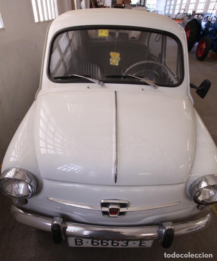 Coches: IMPECABLE SEAT 600 E DE 1972. RESTAURADO POR PROFESIONALES ,LEER MÁS ... - Foto 5 - 131488070