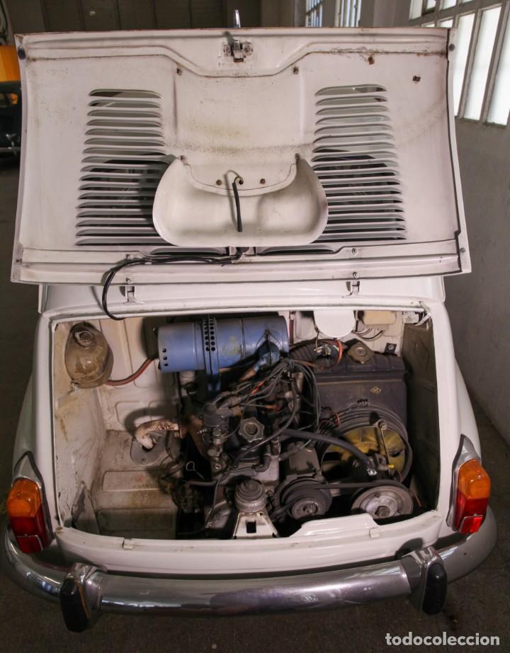 Coches: IMPECABLE SEAT 600 E DE 1972. RESTAURADO POR PROFESIONALES ,LEER MÁS ... - Foto 11 - 131488070