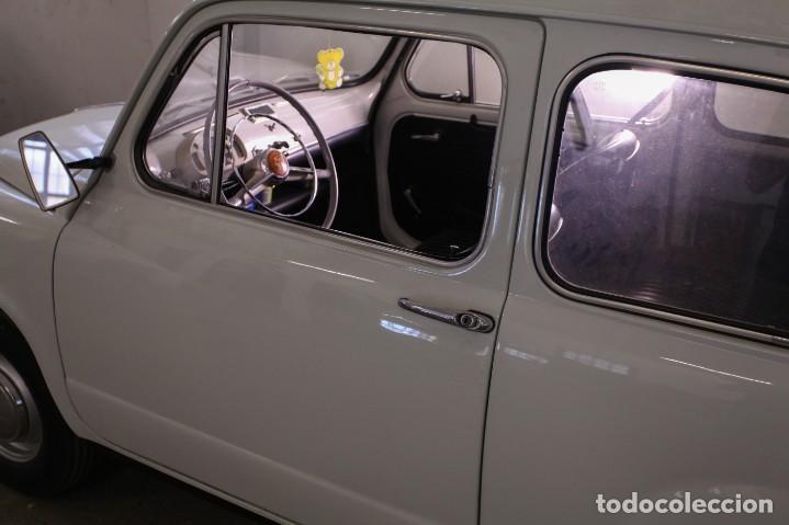 Coches: IMPECABLE SEAT 600 E DE 1972. RESTAURADO POR PROFESIONALES ,LEER MÁS ... - Foto 12 - 131488070