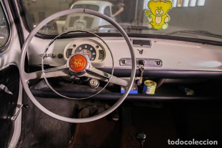 Coches: IMPECABLE SEAT 600 E DE 1972. RESTAURADO POR PROFESIONALES ,LEER MÁS ... - Foto 13 - 131488070