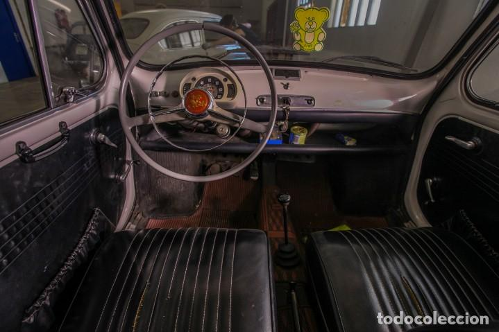 Coches: IMPECABLE SEAT 600 E DE 1972. RESTAURADO POR PROFESIONALES ,LEER MÁS ... - Foto 14 - 131488070